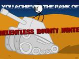 Relentless Bounty Hunter