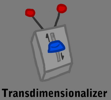 Transdimensionalizer