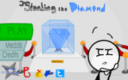 Stealing the Diamond Menu