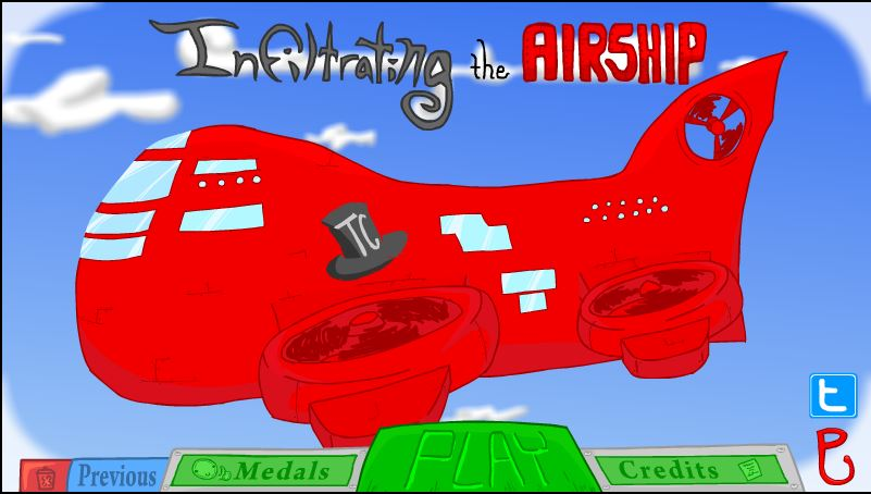 Escaping the airship newgrounds dating