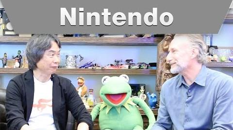 A Visit To Jim Henson Studios with Mr. Miyamoto