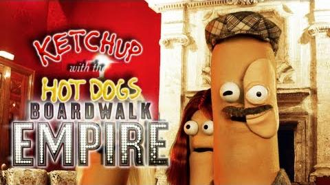 BOARDWALK EMPIRE Season 3 Puppet Recap Ketchup with the Hot Dogs