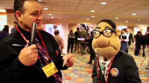 Marvin E. Quasniki Attends CPAC 2012