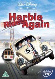 1974 Herbie Rides Again