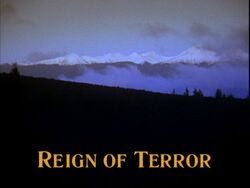Reign of Terror Title
