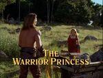 Warrior princess title