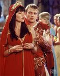Xena and Pompey