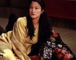 Lao Ma warns Xena