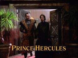 Prince Hercules Title