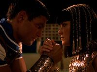 Xena and M Ant