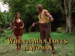 Man Woman Title