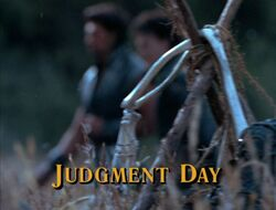 Judgment Day Title