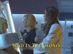 Send in the clones titlecard