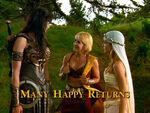 Many Happy Returns TITLE