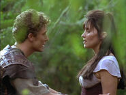 Lyceus and Xena