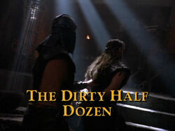 The Dirty Half Dozen TITLE