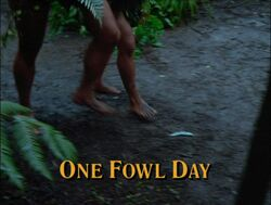 One fowl day title