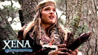 Xena Kills ALL The Amazon Leaders Xena Warrior Princess