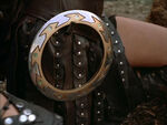 Chakram on Xena Side