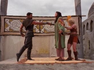 Ares kills Eli