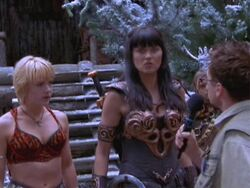 Gab xena nigel there