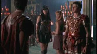 Xena and pompy and caesar and gabrielle whuuuuut