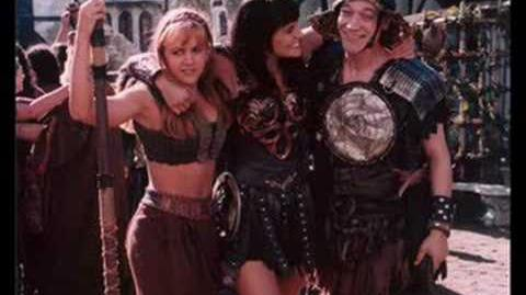Xena Original Soundtrack Joxer The Mighty
