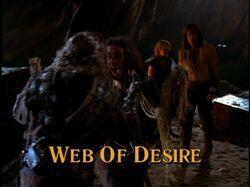 Web of desire title