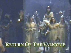 Return of the Valkyrie titlecard