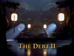 The Debt II TITLE