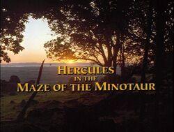 Minotaur title