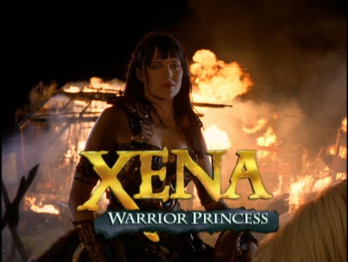 Xena Warrior Princess Legendary Journeys Fandom Powered By Wikia