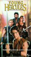 Young Hercules VHS