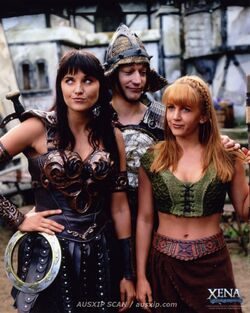 Xena Jox Gabby Been There