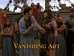 Vanishing Act TITLE