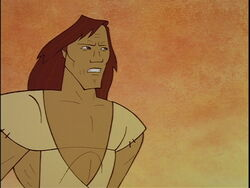 Animated Hercules