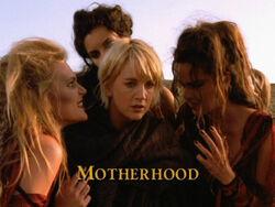Motherhood TITLE