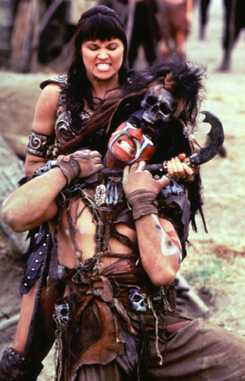Xena Horde The Price