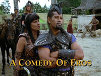 A comedy of eros TITLE