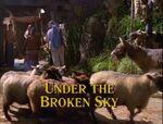 Broken sky title