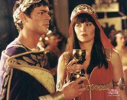 Caesar Xena Rome