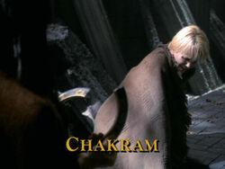 Chakram titlecard