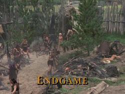 Endgame title card