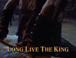 Long Live the King Title