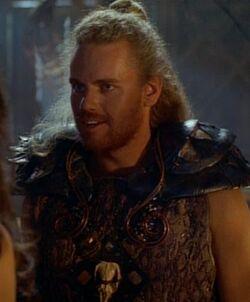 Theodorus warrior princess
