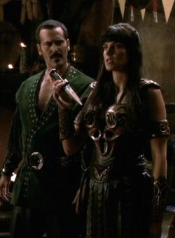 Autolycus and Xena One to Know