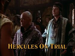 Herc on trial title
