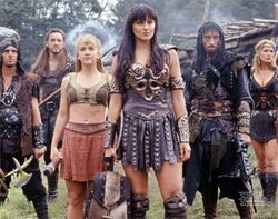 Xena & Dirty Gang