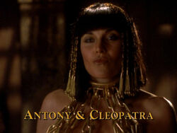 Ant and Cleo TITLE