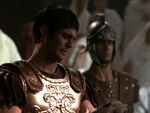 Caesar Pompey's head